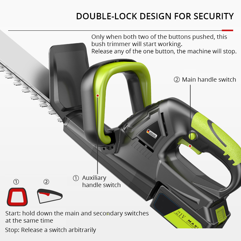cordless hedge trimmer discount